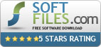 5 stars from Soft-Files